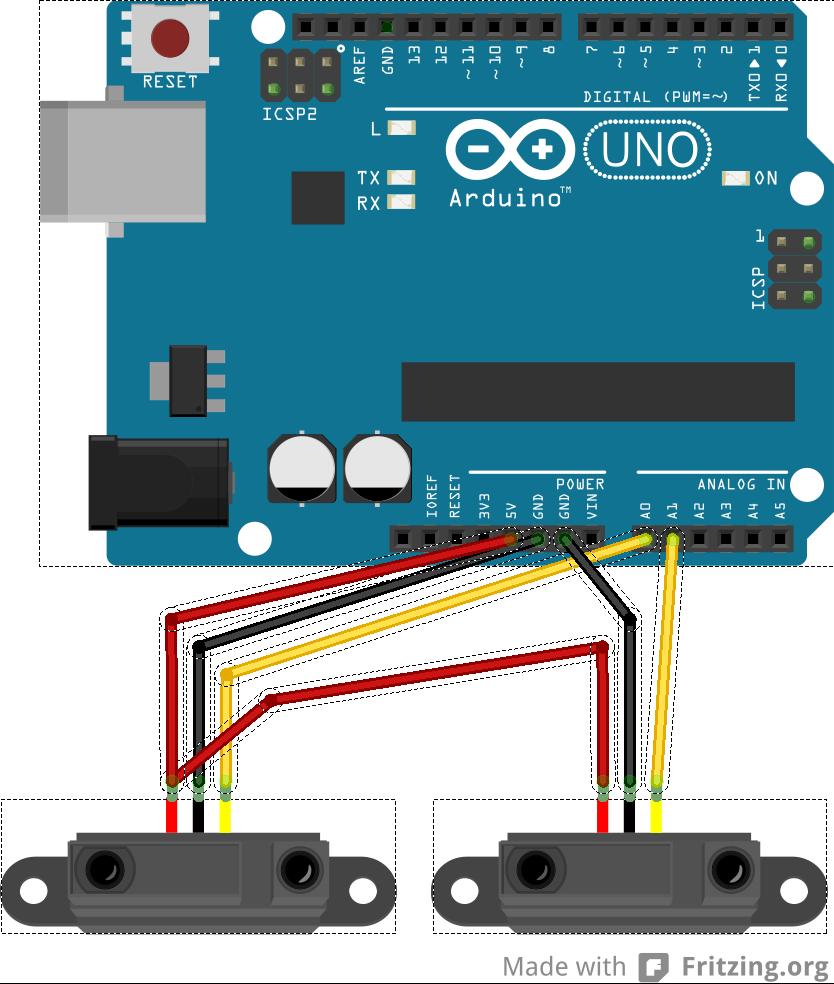 74HC595 based Arduino Code for led martix raspberry