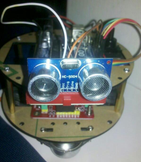 Robot móvil básico controlado con arduino notas sobre
