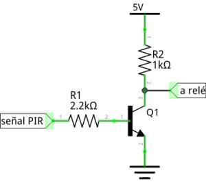 Control de rel con detector pir notas sobre rob tica electr nica sistemas operativos y - Sensores de movimiento para iluminacion ...